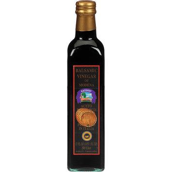 Racconto Balsamic Vinegar of Modena, 17 fl oz, (Pack of 12)