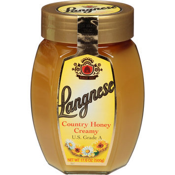 Langnese Creamy Country Honey, 17.6 oz, (Pack of 10)
