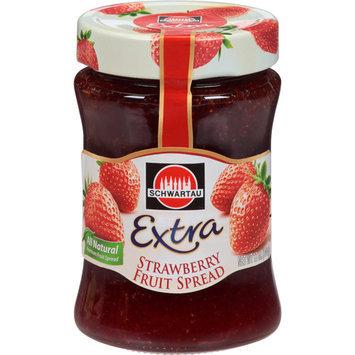 Schwartau Extra Strawberry Fruit Spread, 12 oz, (Pack of 10)