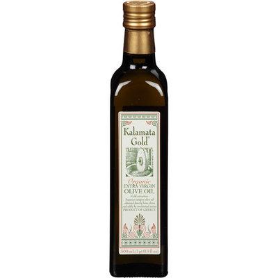 Kal Gold Kalamata Gold Organic Extra Virgin Olive Oil, 500mL, (Pack of 6)