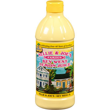 Nellie & Joe's Famous Key West Lemon Juice, 16 fl oz, (Pack of 12)