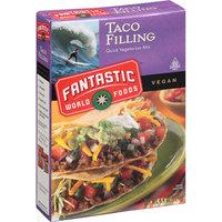 Fantastic Foods Fantastic World Foods Vegan Taco Filling, 4.4 oz, (Pack of 6)