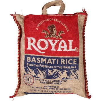 Royal Basmati Rice, 10 lbs