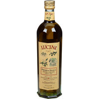 Lucini Premium Select Extra Virgin Olive Oil, 25.4 fl oz, (Pack of 6)