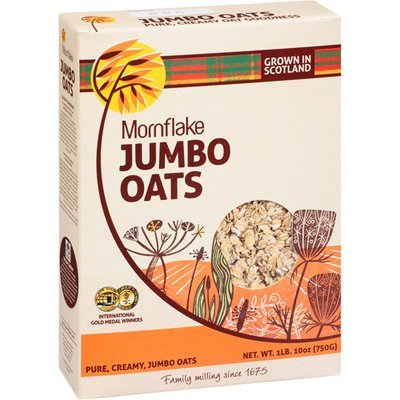 Mornflake Jumbo Oats Cereal, 26 oz, (Pack of 12)