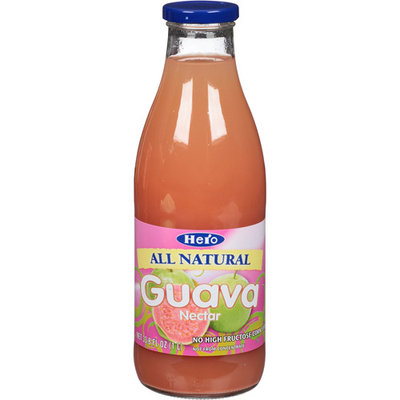 Hero Guava Nectar, 33.8 fl oz, (Pack of, 6)
