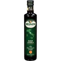 Monini D.O.P. Umbria Extra Virgin Olive Oil, 16.9 fl oz, (Pack of 6)