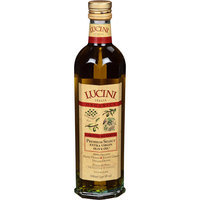 Lucini Italia Organic Limited Reserve Premium Select Extra Virgin Olive Oil, 17 fl oz, (Pack of 6)