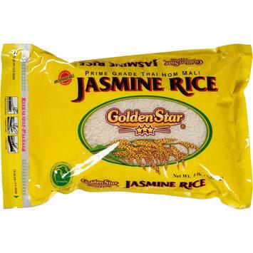 Golden Star Jasmine Rice, 5 lbs, (Pack of, 6)