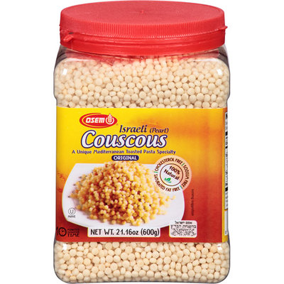 Osem Israeli Pearl Couscous, 21.16 oz, (Pack of, 4)
