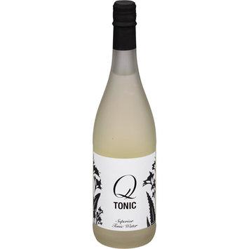 Q Tonic Superior Tonic Water, 25.4 fl oz, (Pack of 12)