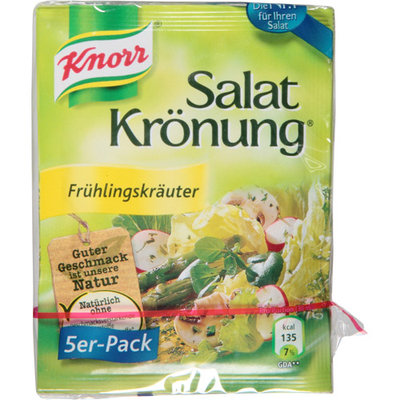 Knorr® Spring Herb Dressing Mix