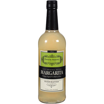 Powell & Mahoney Limited Margarita Cocktail Mixer, 25.36 fl oz, (Pack of 6)