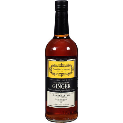Powell & Mahoney Limited Old Ballycastle Ginger Cocktail Mixer, 25.36 fl oz, (Pack of 6)