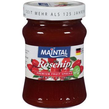 Maintal Rosehip Premium Fruit Spread, 12 oz, (Pack of 10)