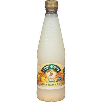 Robinsons Lemon Barley Water Drink, 28.7 fl oz, (Pack of 8)