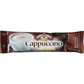 Land O'Lakes Cappuccino Classics Suisse Mocha Cappuccino Mix