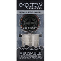 Eko Brands, Llc Ekobrew Elite Reusable Filter for Keurig Single Cup Brewers, (Pack of 9)