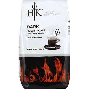 Hells Kitchen Hell's Kitchen Dark Hell's Roast Ground Coffee, 12 oz, (Pack of 6)