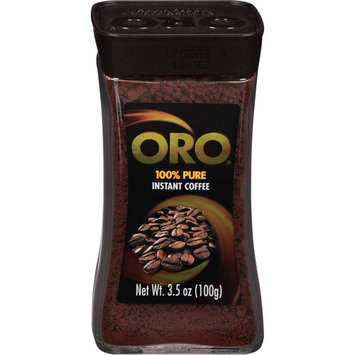 Cafe Legal Oro Instant Coffee, 3.5 oz, (Pack of 12)