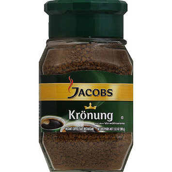Jacobs Kronung Instant Coffee, 3.52 oz, (Pack of 6)
