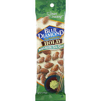 Blue Diamond Bold Wasabi & Soy Sauce, 1.5 oz, (Pack of 12)