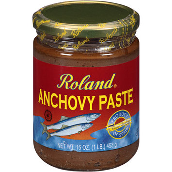 Roland Anchovy Paste, 16 oz, (Pack of 12)
