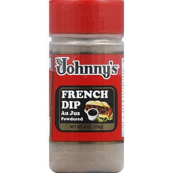 Johnny's Fine Foods Johnny's French Dip Powdered Au Jus, 6 oz, (Pack of 6)