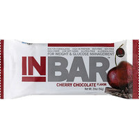 Inbalance InBar Cherry Chocolate Nutrient Bar, 2.0 oz, (Pack of 12)