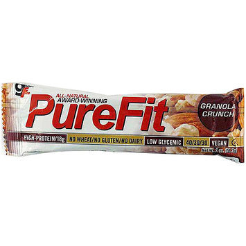 PureFit Granola Crunch Nutrition Bar, 2 oz, (Pack of 15)