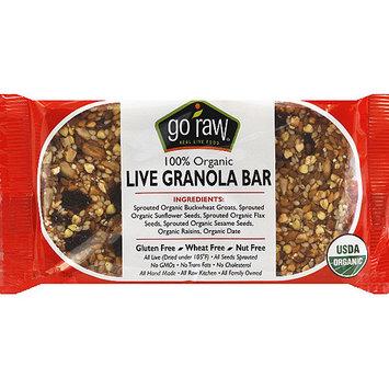 Go Raw Organic Live Granola Bar