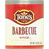 Tone's Barbecue Spice, .90 oz, (Pack of 6)