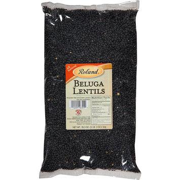 Roland Beluga Lentils, 35.3 oz, (Pack of 10)