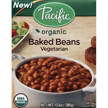 Pacific Foods Pacific Organic Vegetarian Baked Beans