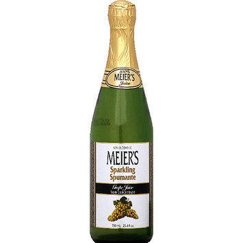 Meiers Meier's Sparkling Spumante Grape Juice, 25.4 fl oz, (Pack of 12)