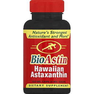 Nutrex Hawaii Nutrex BioAstin Hawaiian Astaxanthin Dietary Supplement Gel Caps, 4mg, 120 count