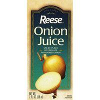 Reese Onion Juice, 2 fl oz, (Pack of 12)