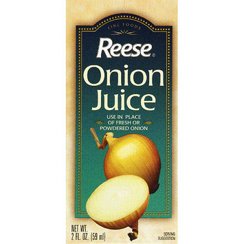 Reese Onion Juice, 2 fl oz, (Pack of 12)