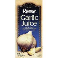 Reese Garlic Juice, 2 fl oz, (Pack of 12)