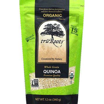 Modern Cocktail TruRoots Whole Grain Organic Quinoa, 12 oz, (Pack of 6)