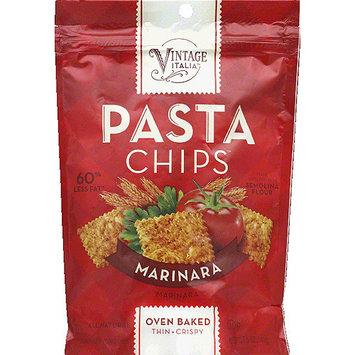 Vintage Italia Marinara Pasta Chips, 5 oz, (Pack of 12)