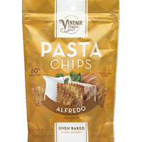 Vintage Italia Alfredo Pasta Chips, 5 oz, (Pack of 12)