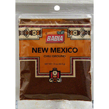Badia New Mexico Ground Chili, 1.5 oz, (Pack of 12)
