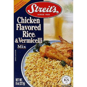 Streits Streit's Chicken Flavored Rice & Vermicelli Mix, 8 oz, (Pack of 12)