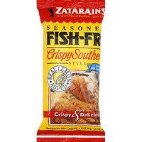 Zatarain's Crispy Southern Style Seasoned Fish Fri Seafood Breading Mix, 10 oz, (Pack of 12)