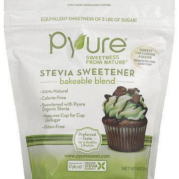 Pyure Stevia Sweetener Bakeable Blend, 10 oz, (Pack of 6)