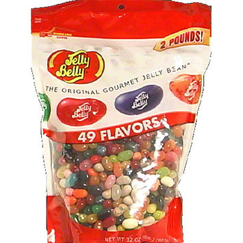Jelly Belly 49 Flavors Jelly Beans, 32 oz, (Pack of 12)