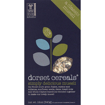 Dorset Cereals Simply Delicious Muesli, 12 oz, (Pack of 5)