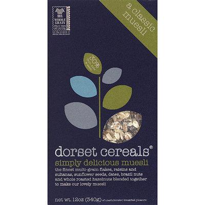 Dorset Cereals Simply Delicious Muesli, 12 oz, (Pack of 5)