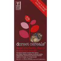 Dorset Cereals Super Cranberry Cherry & Almond Muesli, 11.46 oz, (Pack of 5)